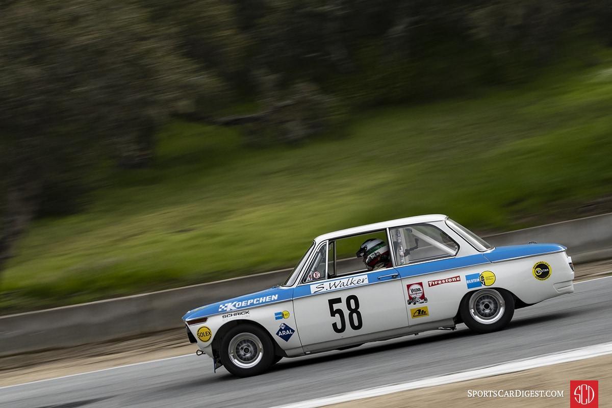 Steve Walker - 1971 BMW 2002