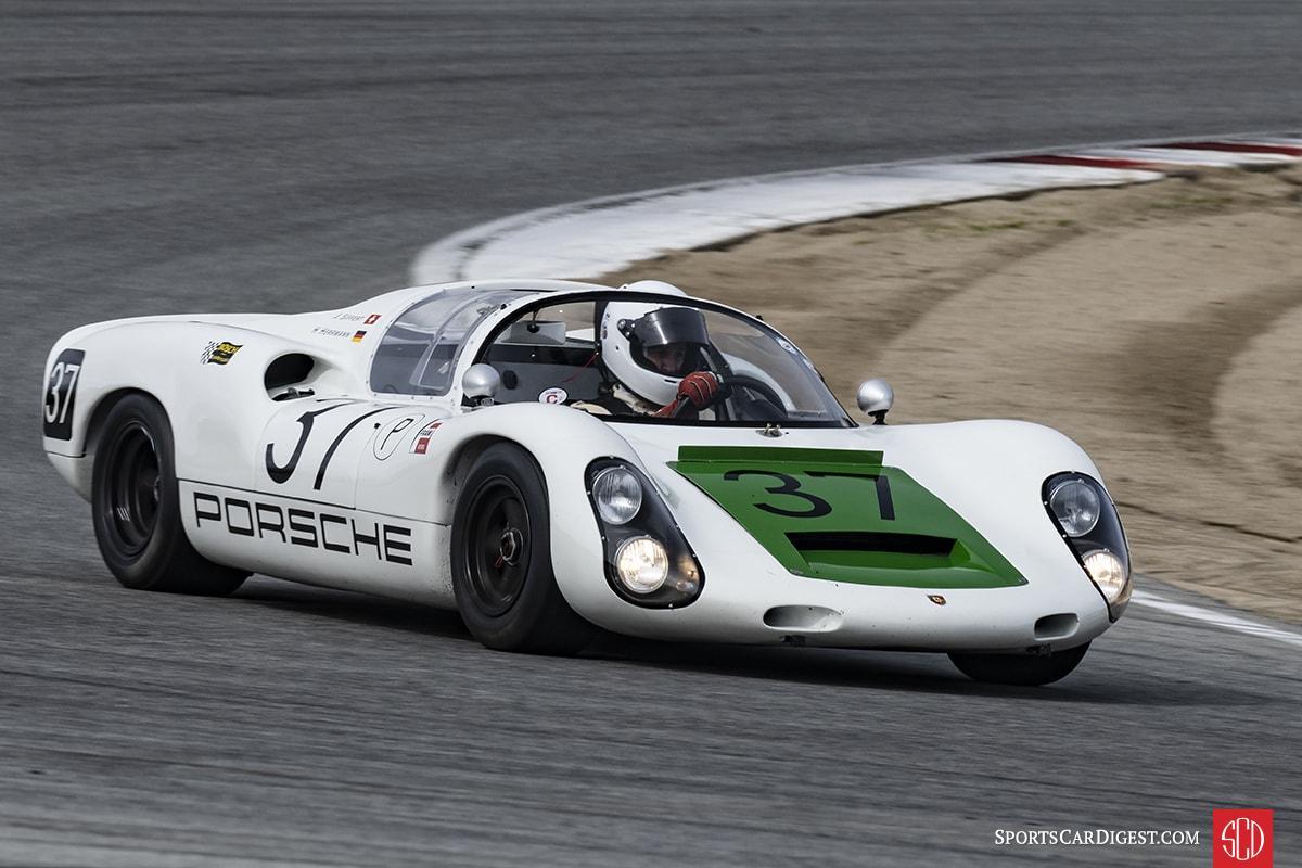 Dave Hagan - 1967 Porsche 910