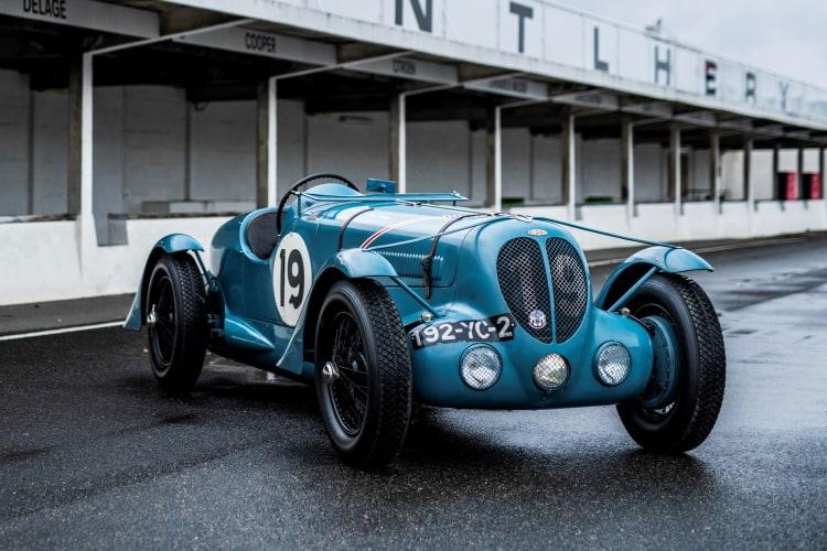 1936 Delahaye 135 S Racing Car