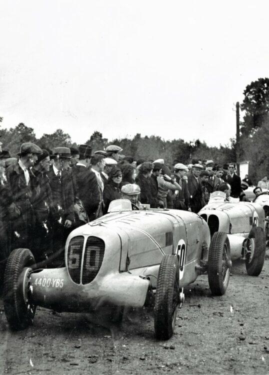 Delahaye 135 S in 1930s