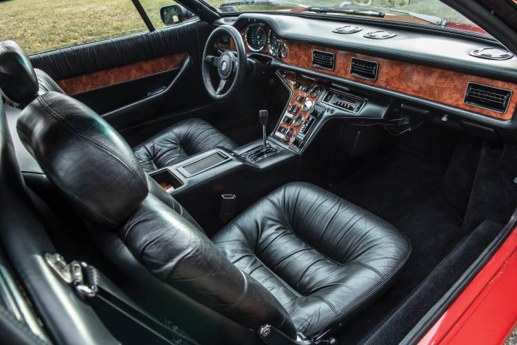 interior of GT5