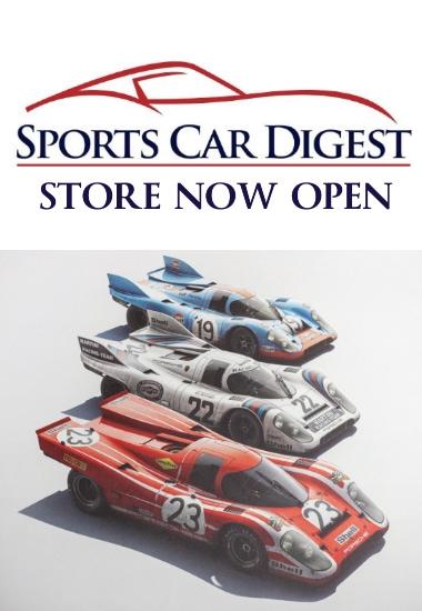 Sports Car Digest Store