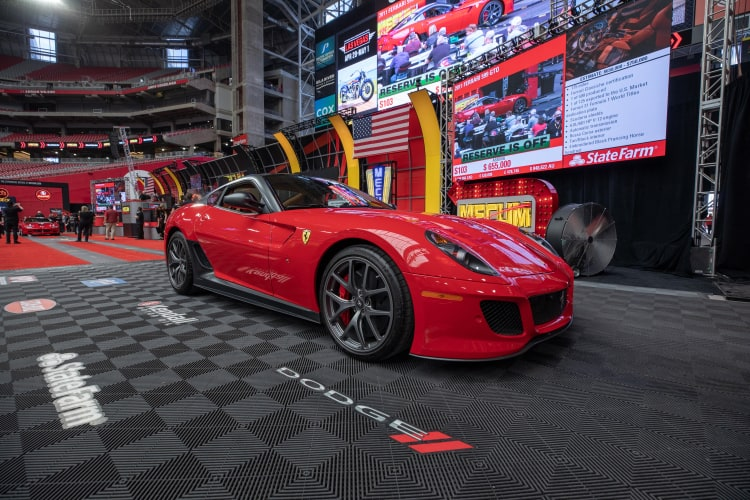 2021 Mecum Glendale Auction Results