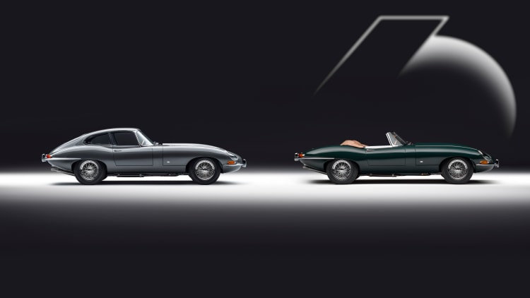 E-type 60 Collection Vehicles