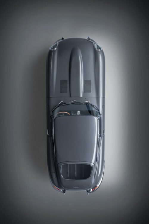 birdseye view of coupe