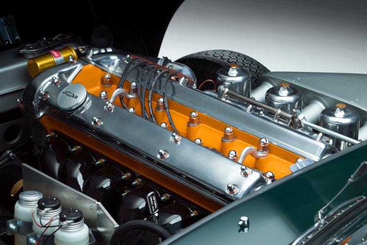 Engine of car