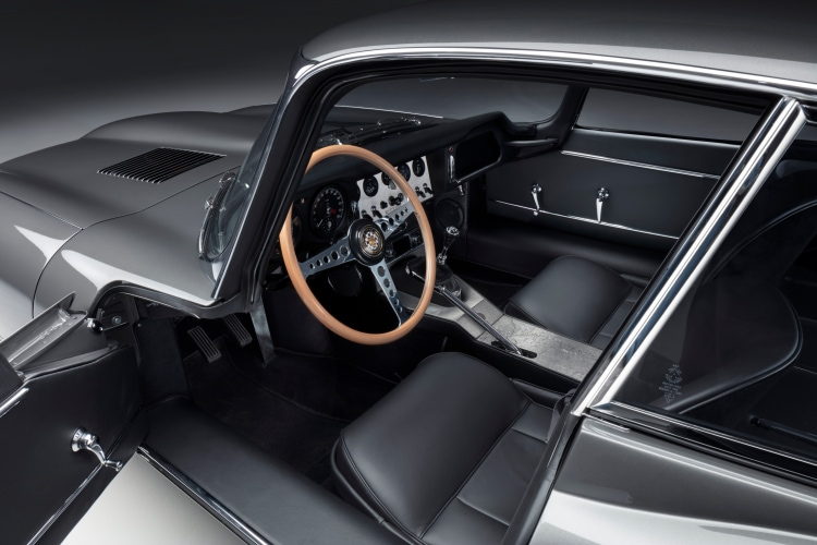 inside the coupe