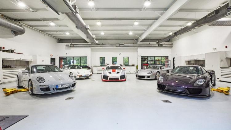 Ingram Family Porsche Collection