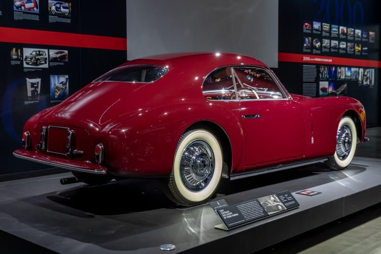 The Aesthetic of Motoring: 90 Years of Pininfarina