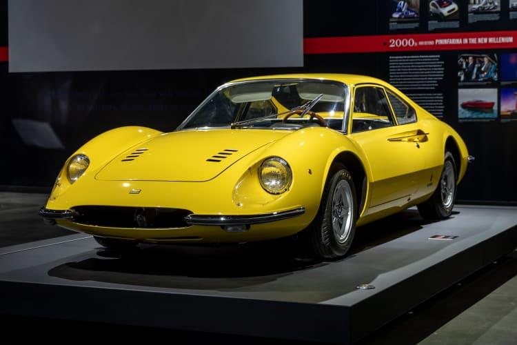 1966 Dino Berlinetta 206 GT Prototype