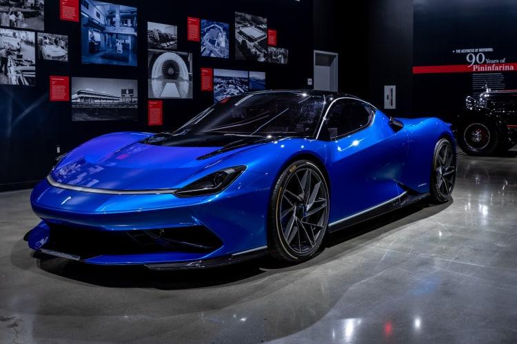 2019 Automobil Pininfarina Battista