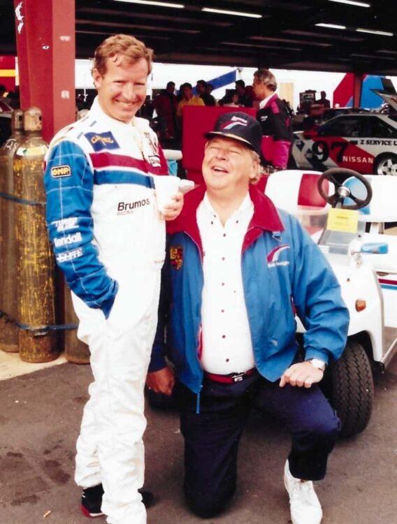 Haywood and Bob Snodgrass