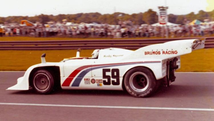 Brumos Porsche 917