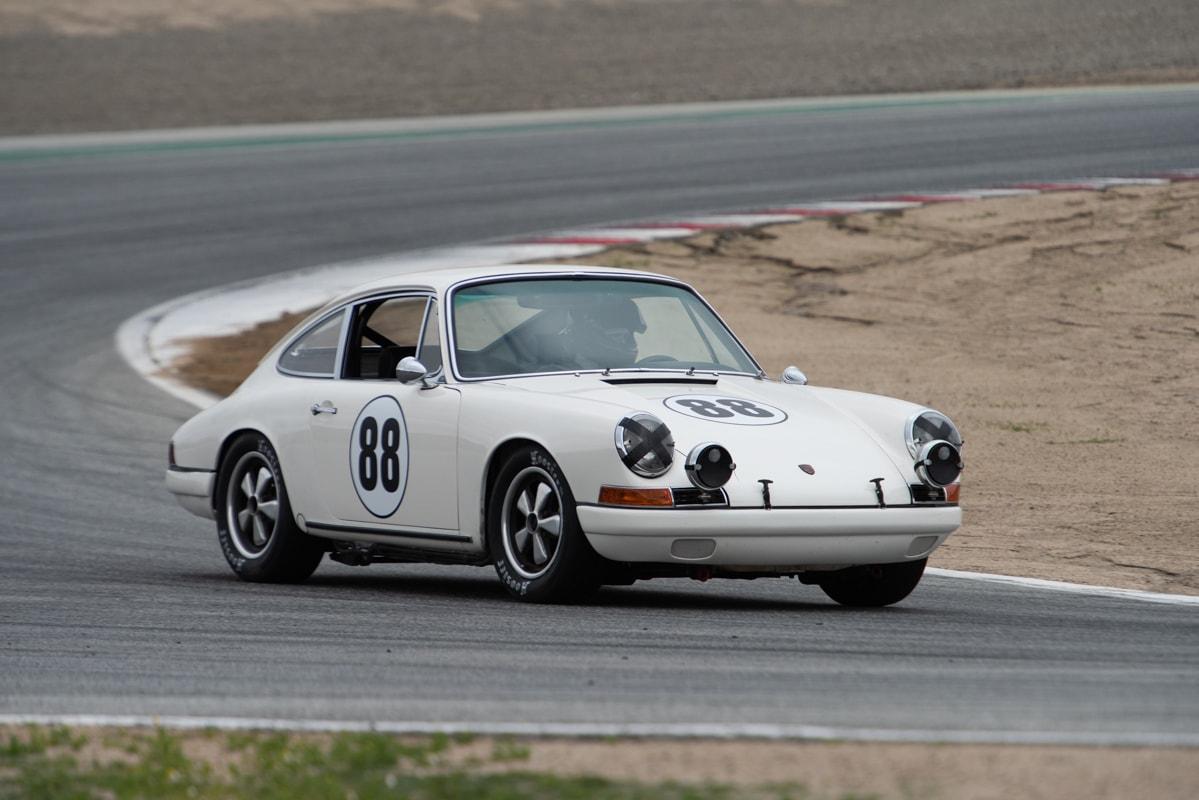 Giancarlo Altamura - 1966 Porsche 911S