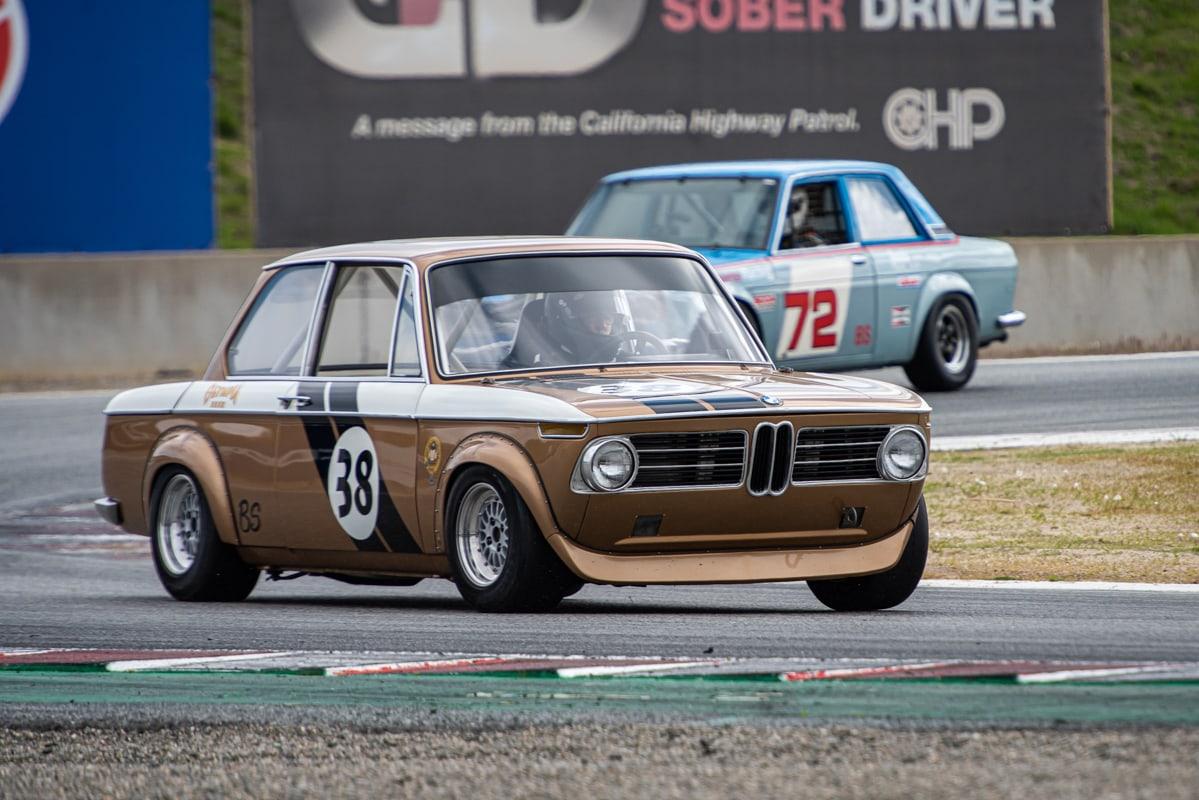 Car #38 John Murray - 1972 BMW 2002