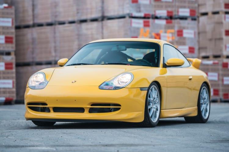 911 996 GT3