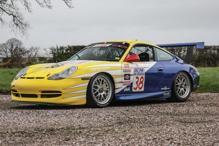 911 996 GT3 R