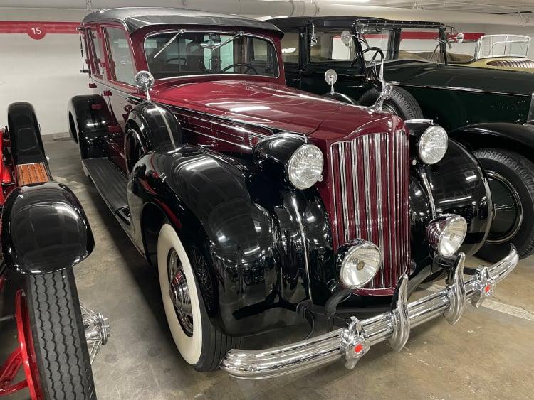1939 Packard Twelve Landaulet by Brewster