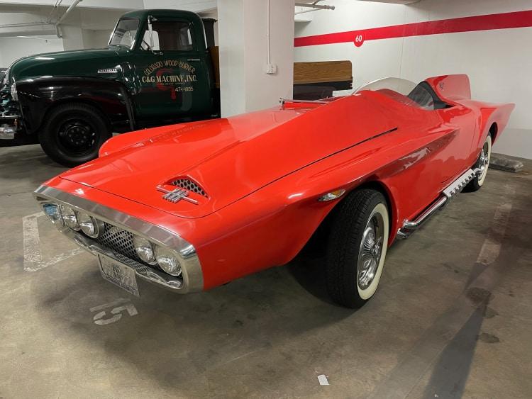1960 Plymouth XNR Replica by Gotham Garage