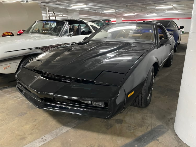 1982 Knight Industries Two Thousand