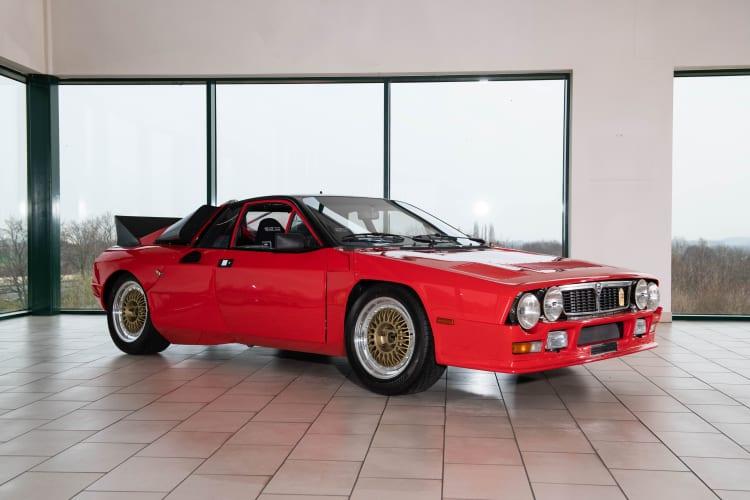 Lancia 037 Prototype