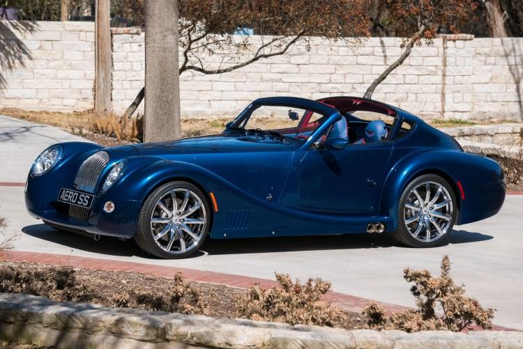 2010 Morgan Aero SuperSports