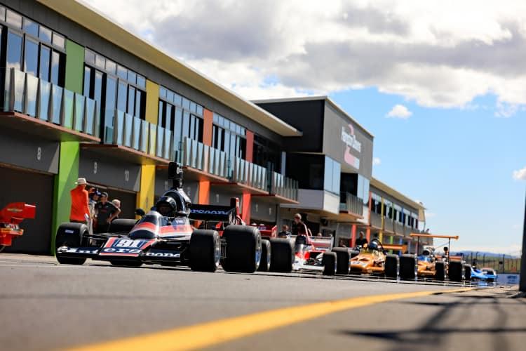Round 4 F5000 Tasman Cup Revival Series