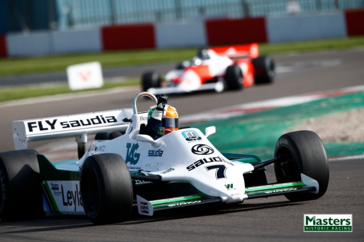 Mike CANTILLON -  Williams FW07C