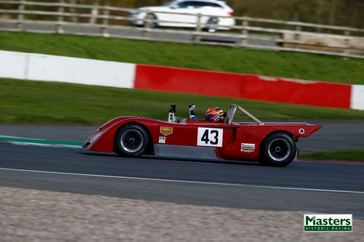 Tom BRADSHAW - Chevron B19
