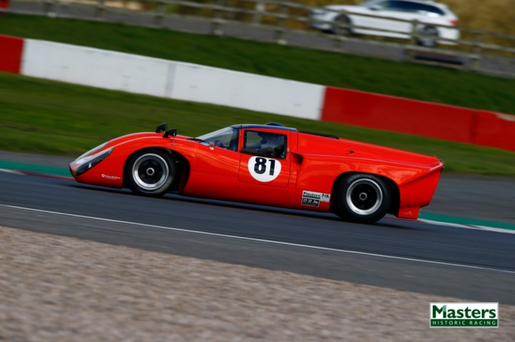 Chris BEIGHTON - Lola T70 MK3B