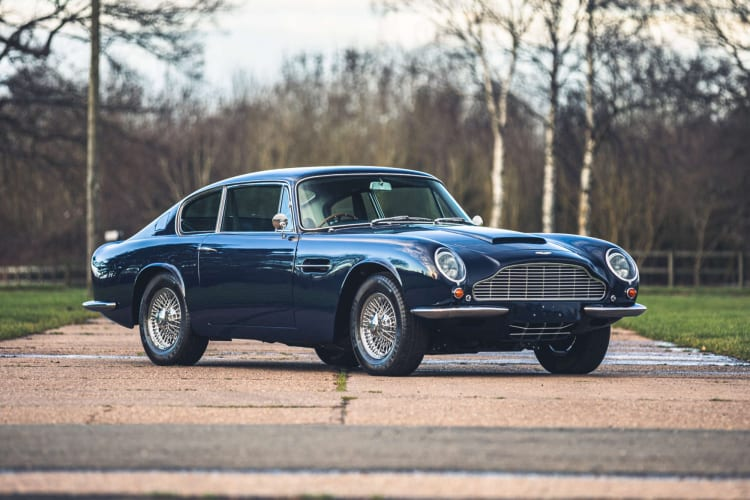 1969 Aston Martin DB6 Mk2