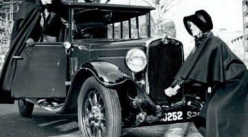 1930 Austin Heavy Twelve Open Tourer Deluxe