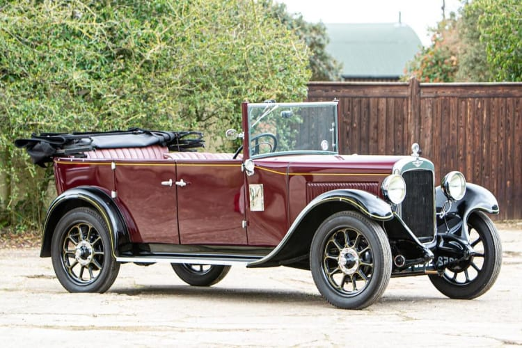 1930 Austin Heavy Twelve Open Tourer Deluxe