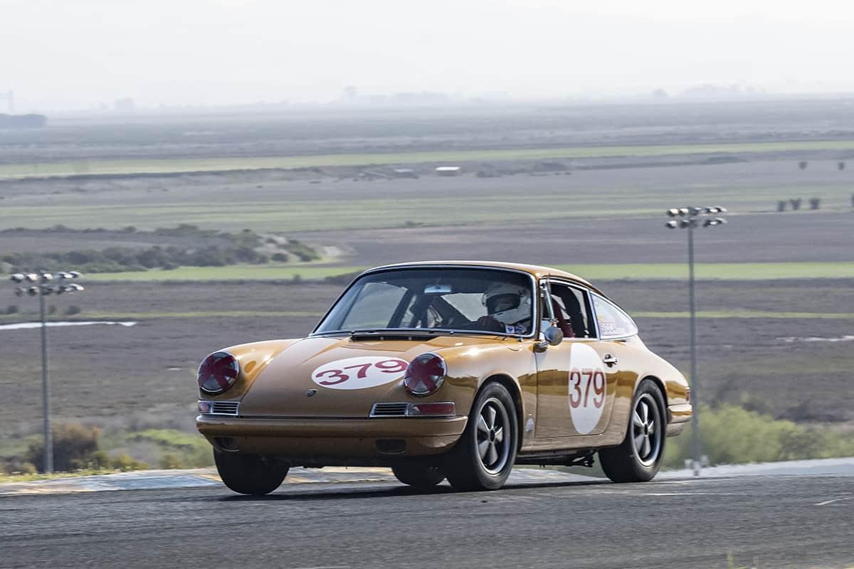 Mario Musto - 1967 Porsche 912 Coupe