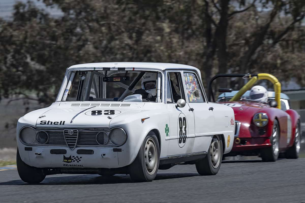 Christopher Lyon - 1967 Alfa Romeo Giulia Super