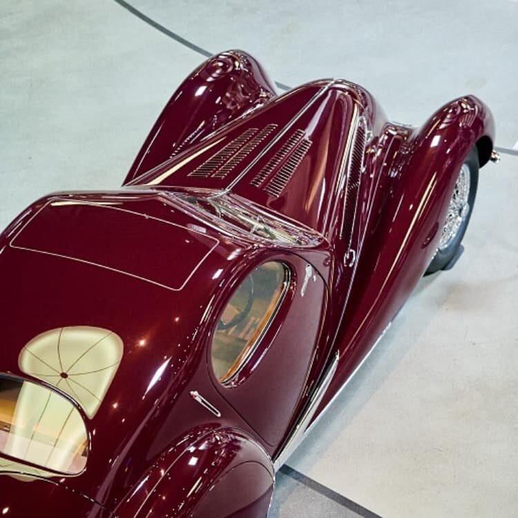 1937 Talbot-Lago Type 150-C SS