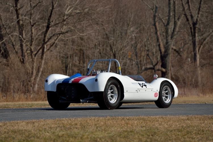 2021 Mecum Indy Auction