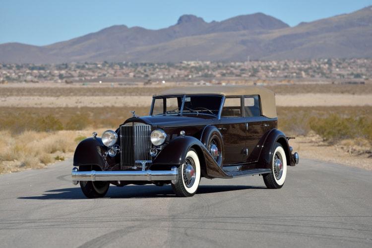 1934 Packard 1108 Twelve Dietrich