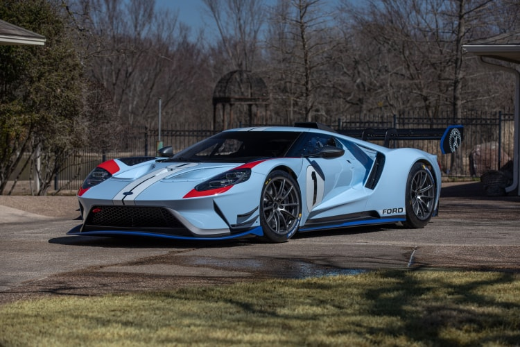 2020 Ford GT MkII