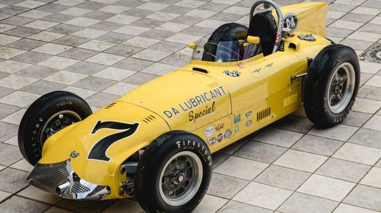 Mecum Indy 2021