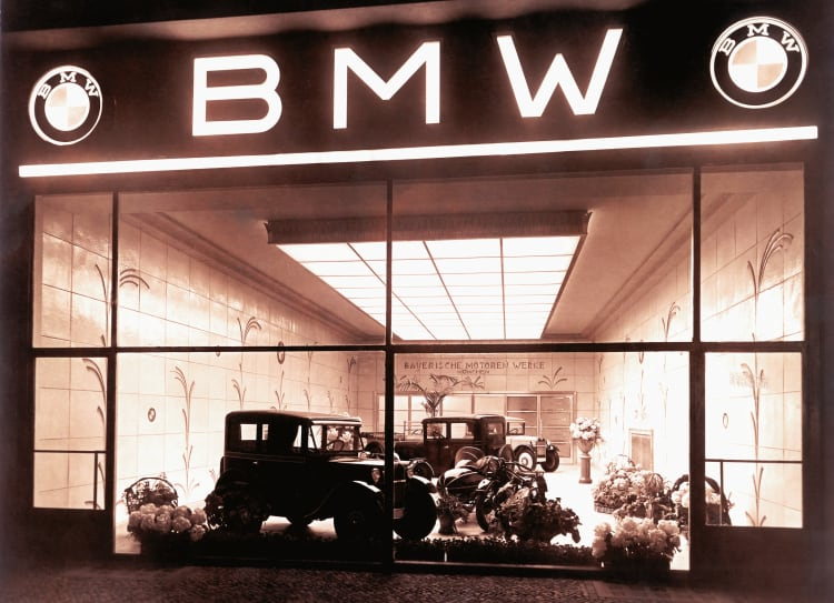 who owns BMW