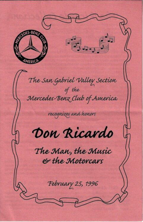 Don Ricardos NBC Orchestra