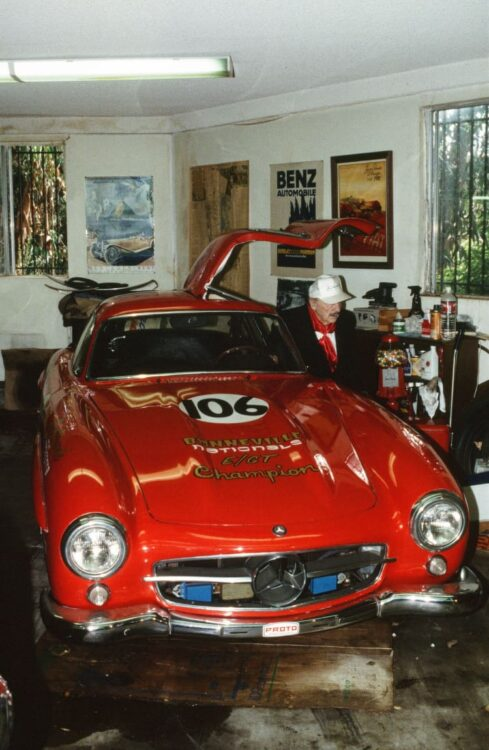 Mercedes Gull-wing