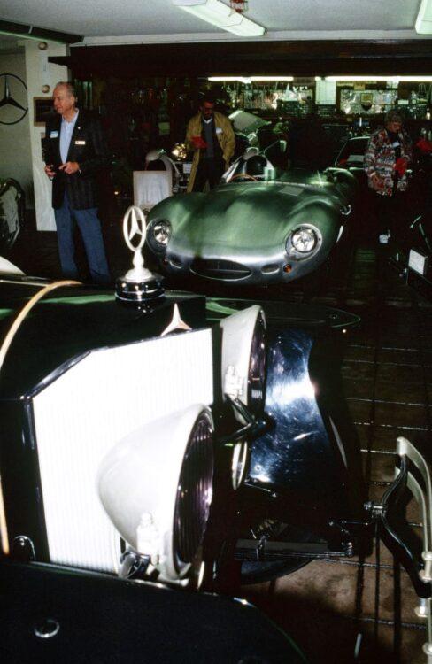Targa Florio and Lynx
