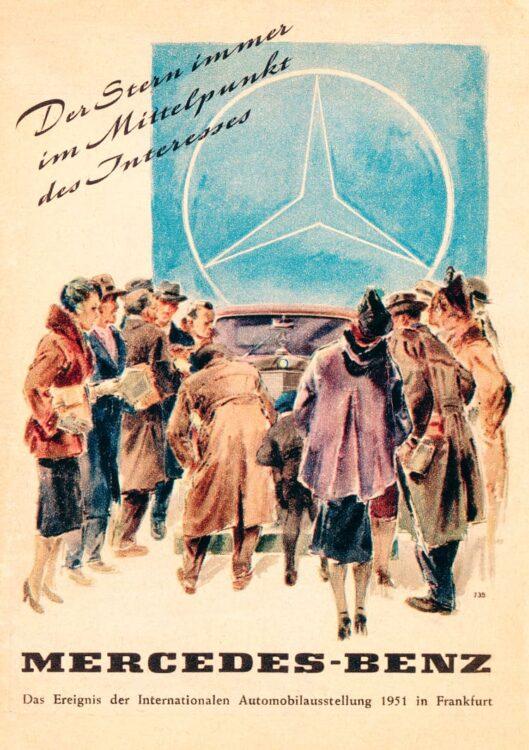Mercedes-Benz advertisement