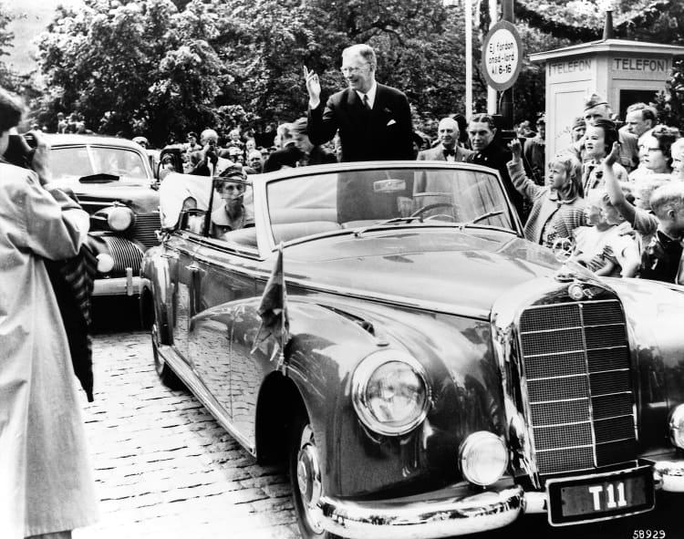Gustav VI Adolf, King of Sweden