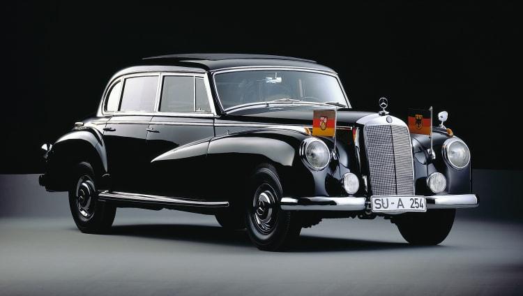 Mercedes-Benz 300 (W 186)