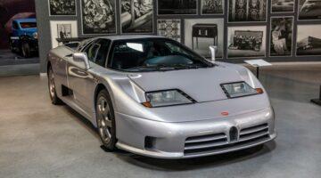 Bugatti EB110 Supersport