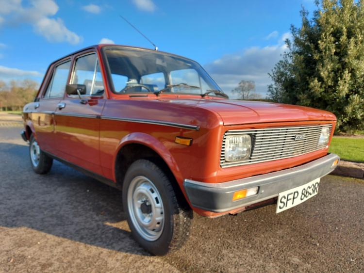 1977 Fiat 128