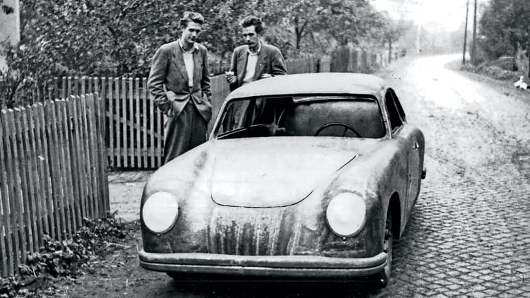 Engineers, Falk and Knut Reimann